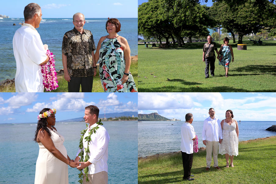 Thank you for sharing your special day of hawaii weddings and a thank you from a wedding in hawaii for sharing your hawaii weddings and hawaii vow renewals with us aloha junglespirit Image collections