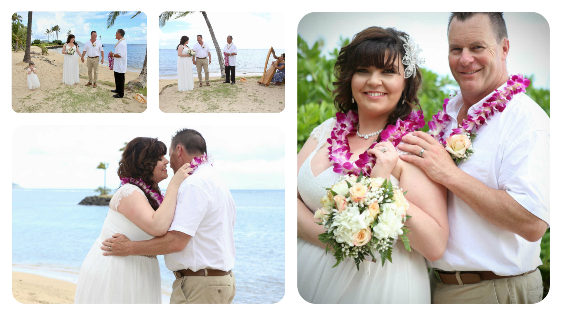 Fond Memories Of Our Hawaii Wedding Ceremony