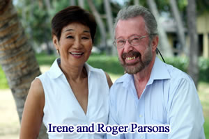 Irene and Roger