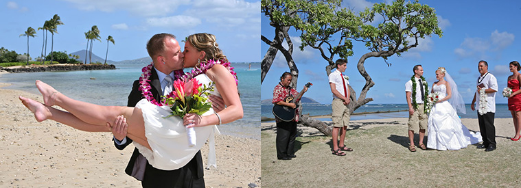 All inclusive hawaii wedding packages at a wedding in hawaii we have put together some hawaii wedding and vow renewal packages that will make your wedding or vow renewal planning easier for you junglespirit Images